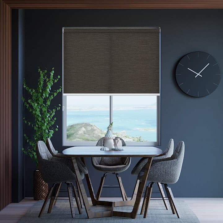 Stone Monte Carlo Translucent Roller Blinds