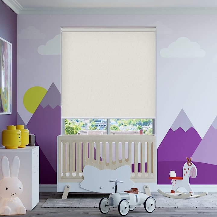 Pearl Lusta Paris Blockout Roller Blinds