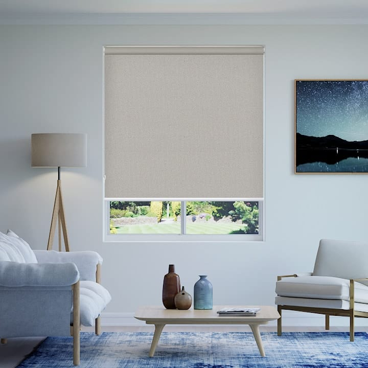 Truffle Paris Blockout Roller Blinds