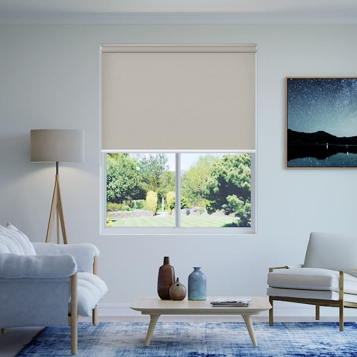 Whisper St Clair Dimout Roller Blinds