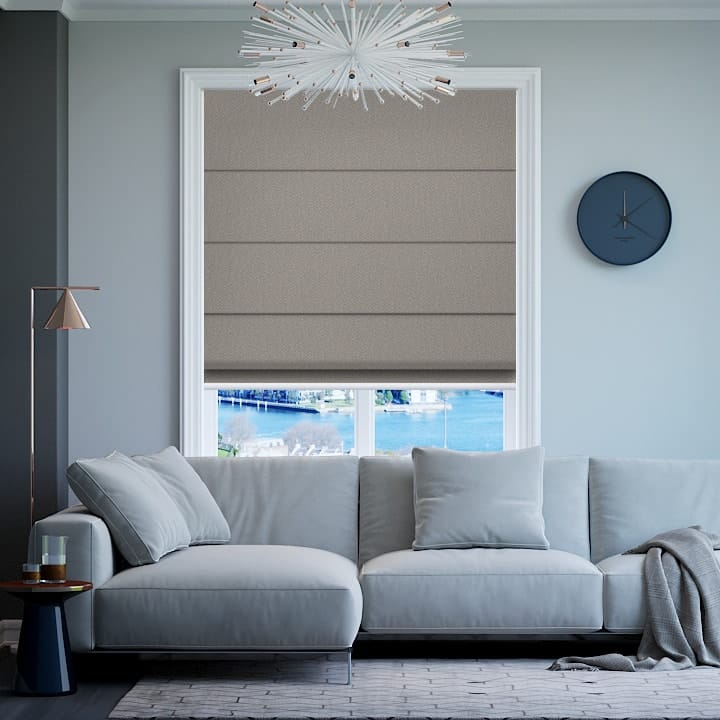Pravada Paris Blockout Roman Blinds