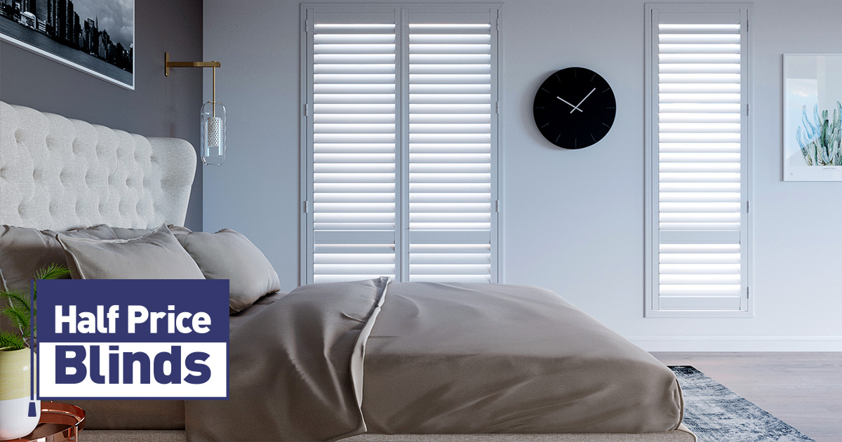 Buy Plantation Shutters Online Affordable Amp Cheap Half