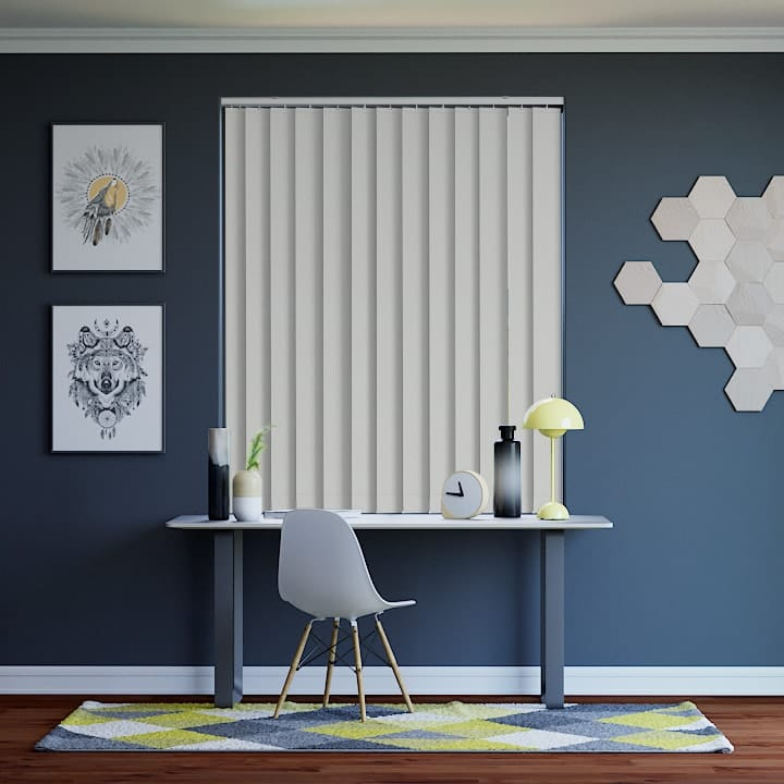 Concord Elite Blockout Express Vertical Blinds