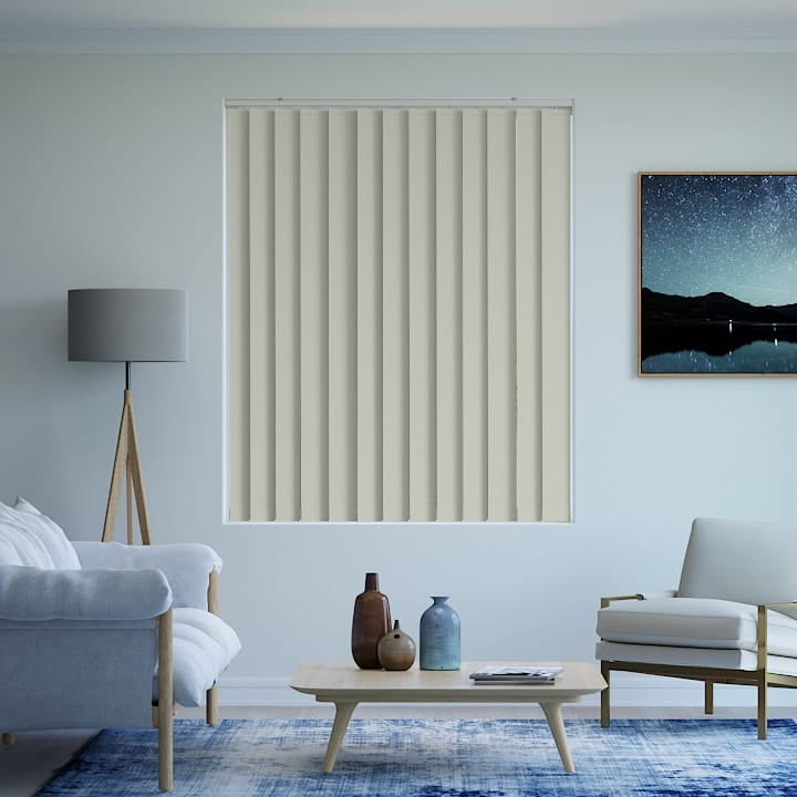 Olive Elite Blockout Express Vertical Blinds