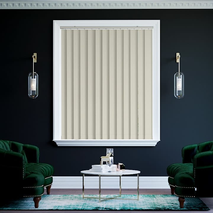 Spirit Elite Blockout Express Vertical Blinds