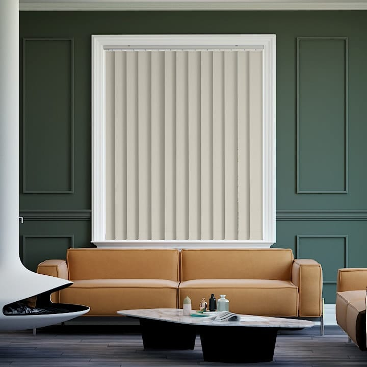 Whisper Elite Blockout Express Vertical Blinds