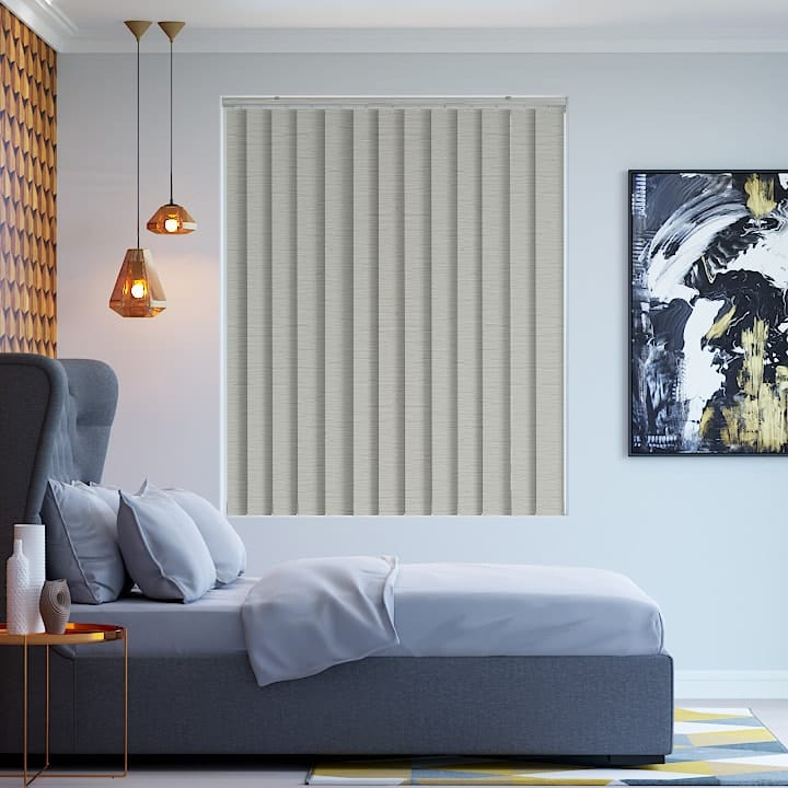 Platinum Monte Carlo Blockout Vertical Blinds