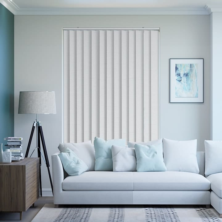 Whisper Monte Carlo Blockout Vertical Blinds