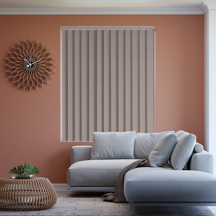 Pita St Clair Dimout Vertical Blinds