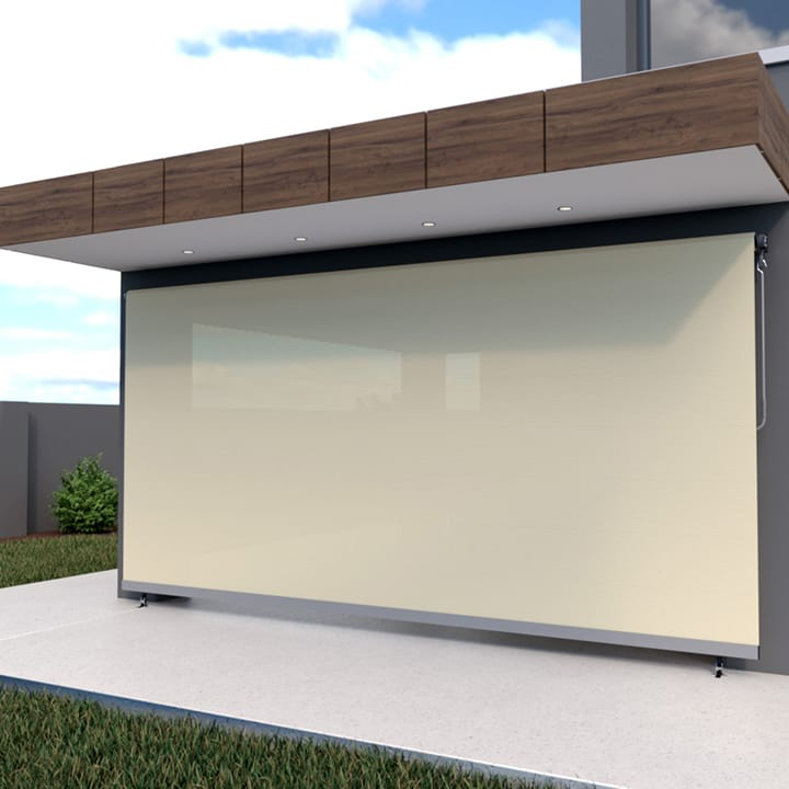 Bondi Eco Sunscreen Windmaster Outdoor Blinds
