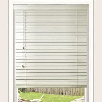 Pearl Woodlux Shutter 63mm Woodlux Blinds